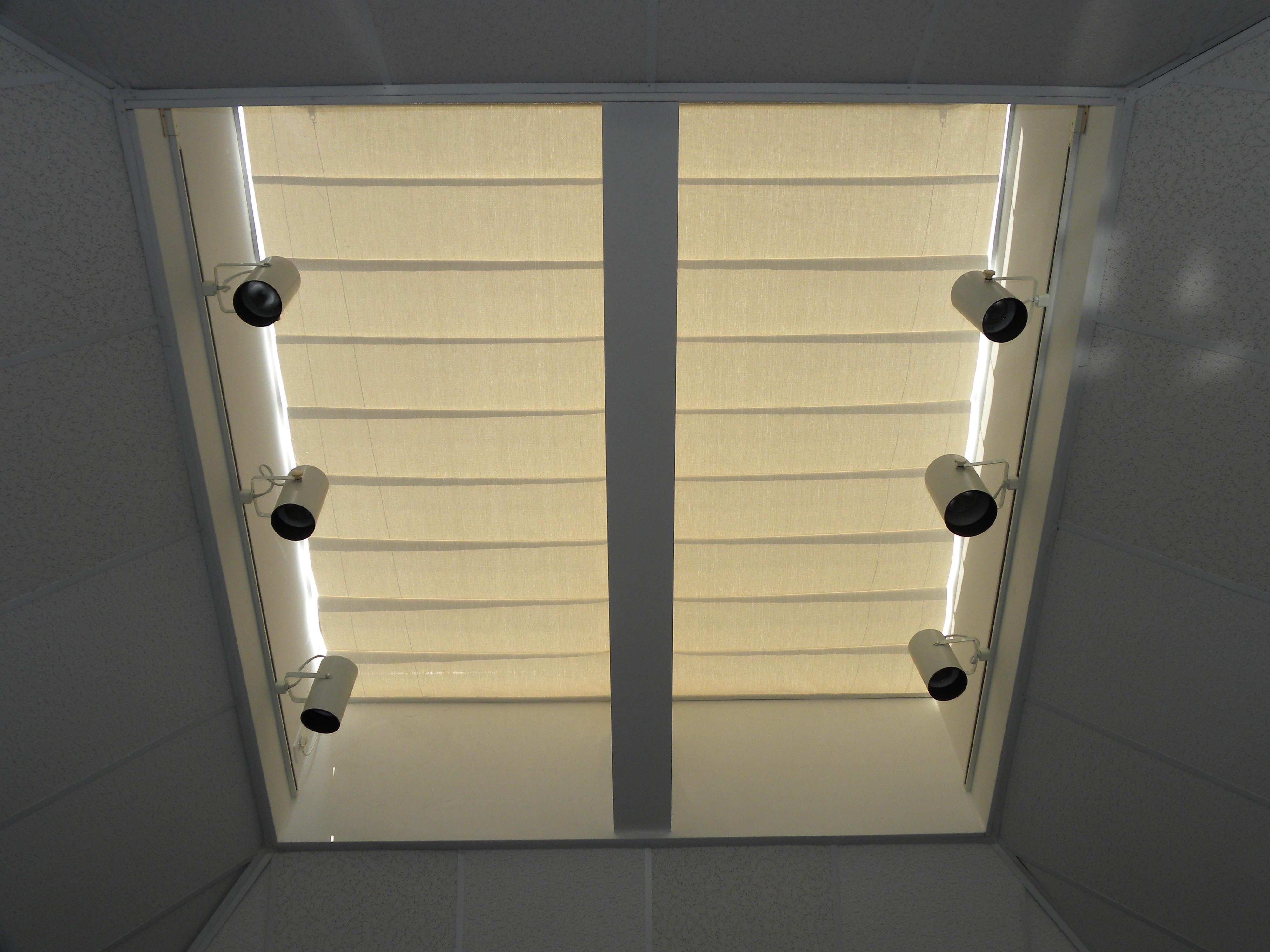 The Ahbe Group Td Skylight Closed The Blind Spot Inc